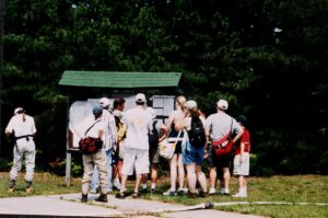Backpacking Practice For Beginners In The Long Island Pine Barrens